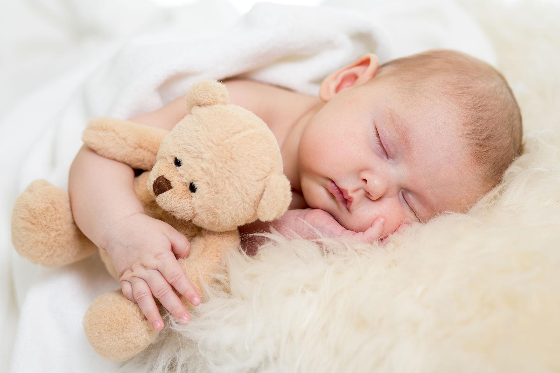 sleeping baby – 2
